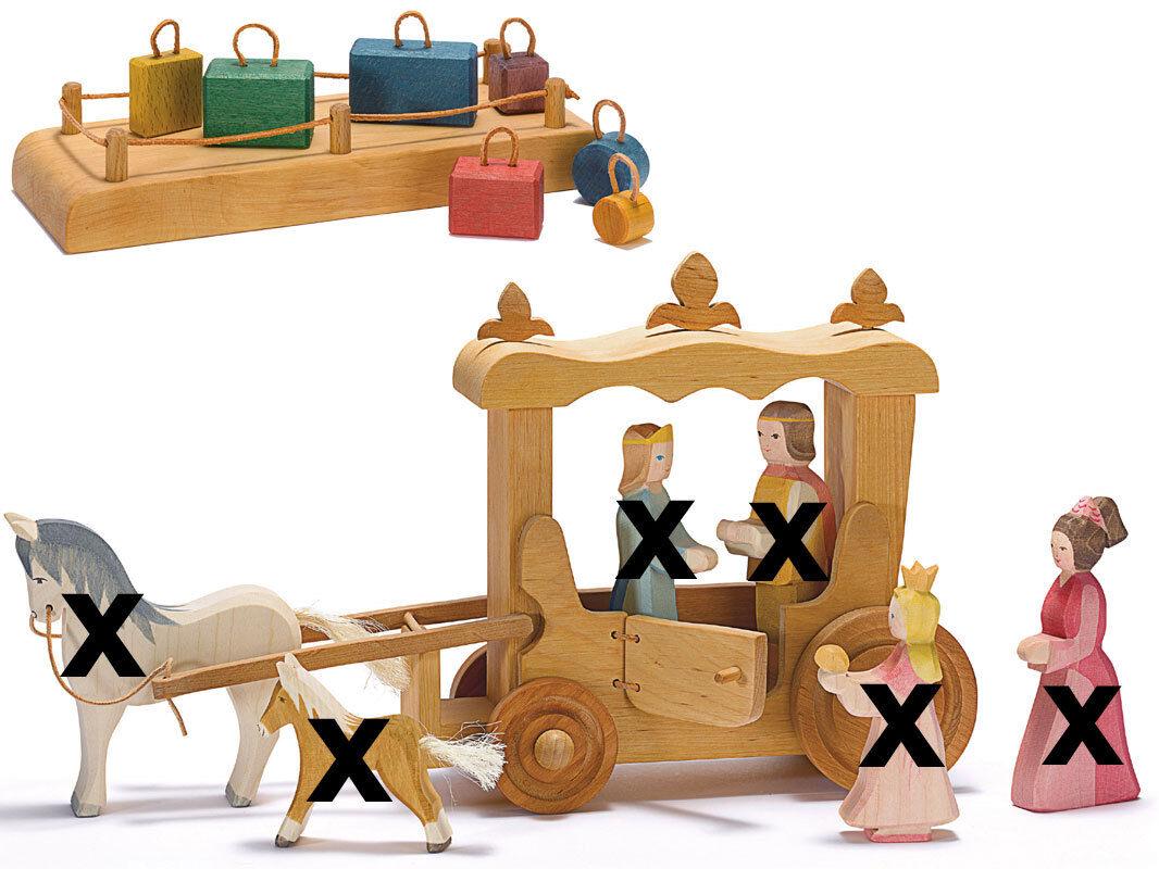 Kinderkram Kinderkram Kinderkram 5540410 Postkutsche Kutsche Ostheimer 72a103