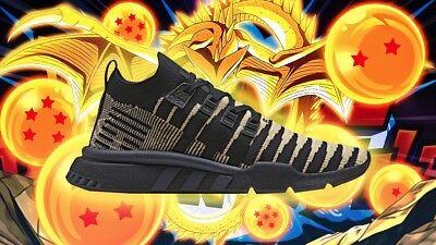 Adidas DRAGON BALL Z 45 1/3 US 11 EQT