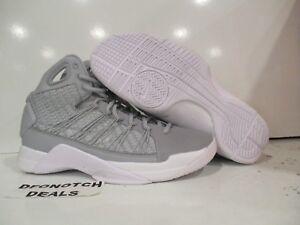 eca97b819de9 Men s Nike Hyperdunk Lux Basketball Shoes Sz 10.5 Grey 818137-002 ...