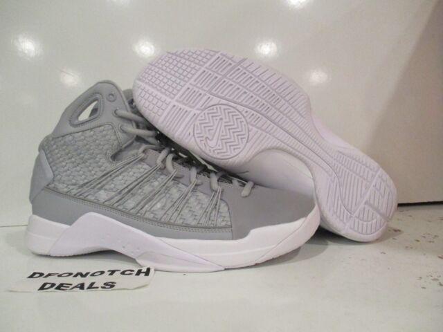 d836016c1870 Men s Nike Hyperdunk Lux Basketball Shoes Sz 10.5 Grey 818137-002 MSRP  170  NEW