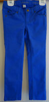 Lands' End Lighthouse Blue Skinny Jeans Girl's Size 6