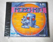 BRAND NEW NEC PC ENGINE Hu card ATOMIC ROBO KID special UPL Japan B