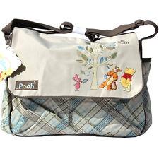 Baby Disney Winnie The Pooh Diaper Bag Nappy Bottle Bag NEW