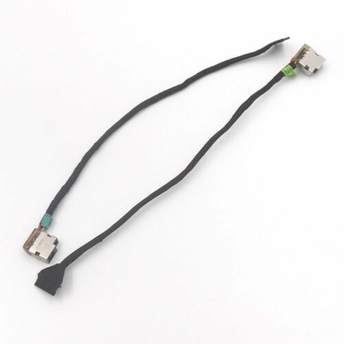 New HP 15-CE015NP 15-CE DC Power Jack Harness Charging Cable Black 924112-F15
