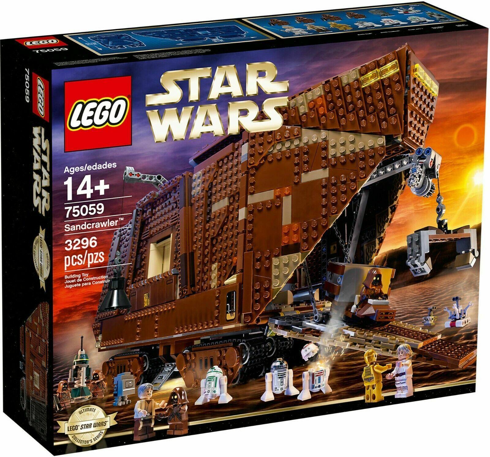 Ritirato - LEGO 75059 UCS STAR WARS™ SANDCRAWLER™ Misb Nuovo