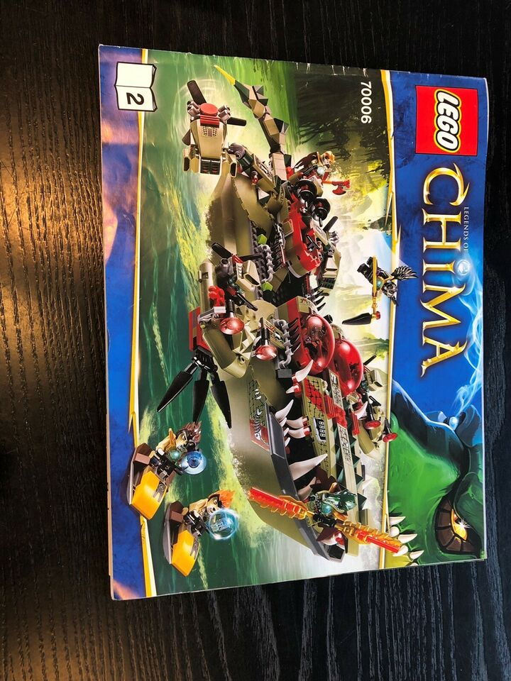 Lego Legends of Chima, 70006