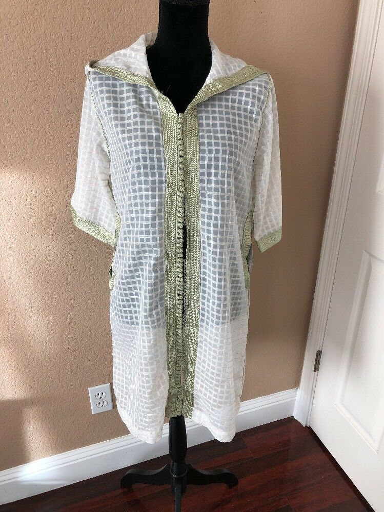 Short Caftan Wear With Jeans Size S