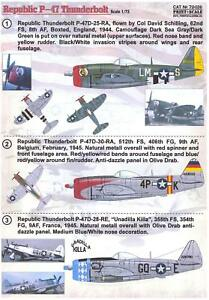 Print-Scale-Decals-1-72-REPUBLIC-P-47-THUNDERBOLT-Fighter
