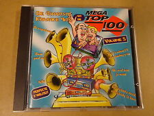 CD / DE GROOTSTE KARAOKE HITS UIT DE MEGA TOP 100 - VOLUME 5