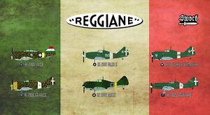 Épée 1/72 Combattants de Reggiane # 72110