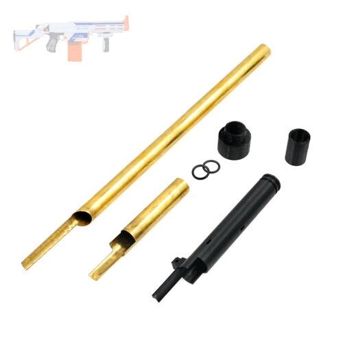 AK Blaster MOD Brass Breech Printed Bolt Kit for Nerf Retailator Modify Toy
