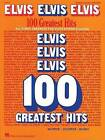 Elvis Elvis Elvis: 100 Greatest Hits by Hal Leonard Corporation (Paperback, 1996)