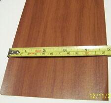 10' Strip Roll of Thin Simulated Wood Grain Walnut Veneer Paper/Vinyl Composite