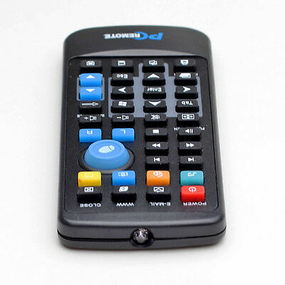 1*Wireless PC USB Windows Media Center Remote Control Controller