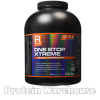 Reflex One Stop Xtreme 4.35kg 30 Servings Muscle Nutrition & Strength Fast P&p