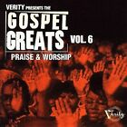 Gospel Greats, Vol. 6: Praise and Worship by Various Artists (CD, Dec-2005, BMG Special Products)