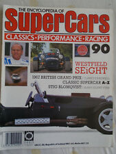 Encyclopedia of Super Cars 90 Westfield SEight