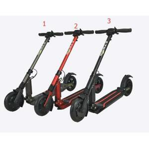 e twow s2 booster newest version electric scooter 500w. Black Bedroom Furniture Sets. Home Design Ideas