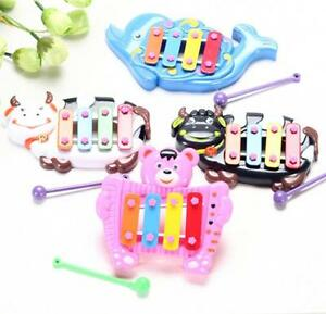 New-Musical-Educational-Animal-Developmental-Music-Bell-Toy-4-Tone-for-Kids-ZY1
