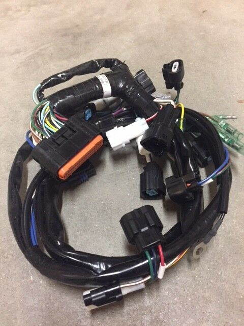 mercury 25 30 hp efi 4 stroke wire harness for sale online   ebay  ebay