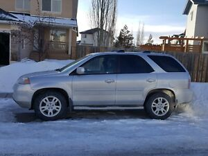 2006 Acura MDX Touring Edition