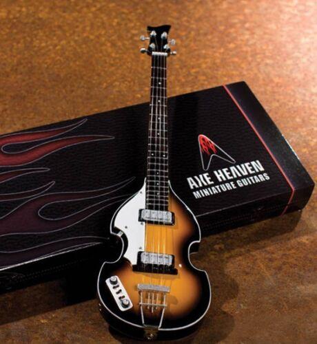 Classic Violin Bass Model Miniature Guitar Replica Collectible NEW 000124399