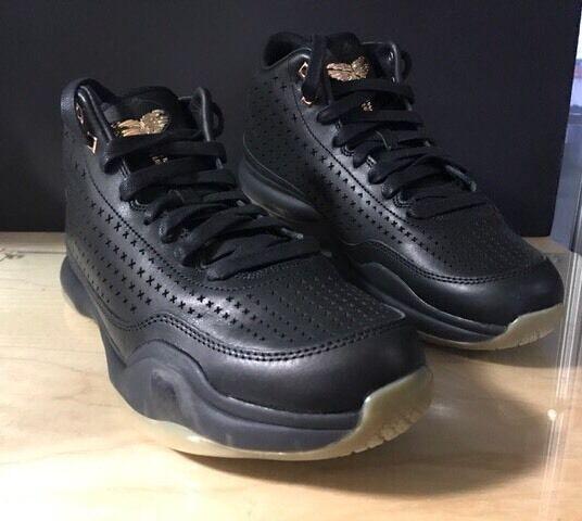 Men's Nike Kobe EXT X 10 Mid 802366-002 Size 10 Black Basketball New Mamba day