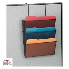 wall mounted office storage. Item 3 Wall Mount Hanging File Folder Organizer Pocket Office Storage Holder Rack New -Wall Mounted L