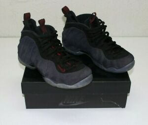 Obsidiana o One us Foamposite 42 314996 Nike eur Air 5 404 negro Tama 8 x8wCRq