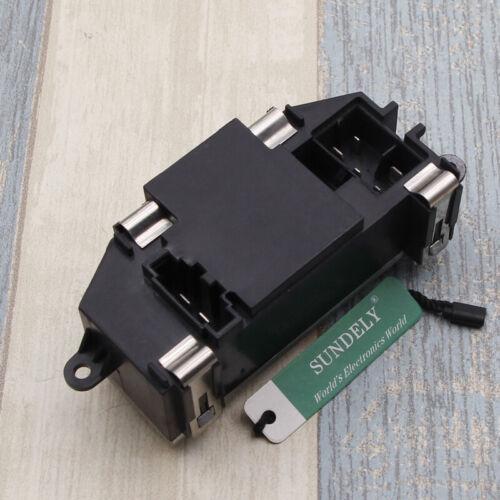 Blower Fan Heater Resistor Speed Control For VW Audi A3 8P Q3 03-12 3C0907521D