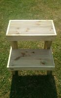 Heavy Duty Horse Mounting Block / Step 2ft High