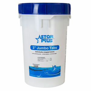 Star-Plus-Wrapped-Trichlor-Jumbo-3-Inch-Pool-Chlorine-Tablets-50-Pounds