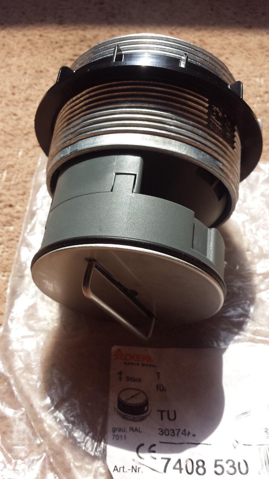OBO Bettermann Montagedeckel  DUG350-2GES6   7400508 Unterflur