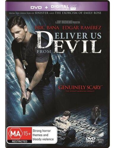 1 of 1 - Deliver Us From Evil (DVD, 2014) // No Ultraviolet
