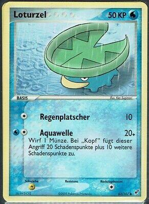 welsar tedesco POKEMON EX DEOXYS 28//107