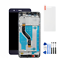 LCD-Ecran-tactile-Huawei-P10-Lite-Bleu-sur-chassis-Outils-Protection