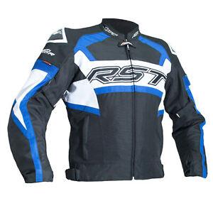 RST-Tractech-Evo-R-Veste-de-moto-en-textile-Approuve-CE-Bleu