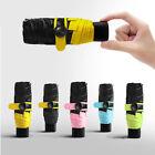 Mini Pocket Umbrella Compact Folding Travel Parasol Super Light Portable Small