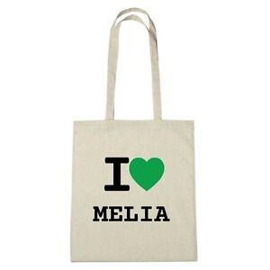 De Environnement naturel Melia Couleur Sac Love I Jute 0dFdIq