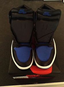 b5449220e6bf8a Air Jordan 1 Royal Satin Size 10 Limited to 701 pairs worldwide ...