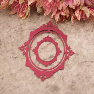 Metal-Oval-photo-frame-Cutting-Dies-Stencil-DIY-Scrapbooking-Album-Paper-Card