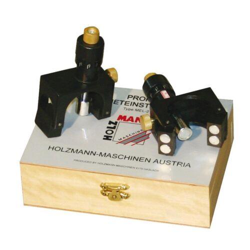 Holzmann Abricht-Dickenhobelmaschinen HOB260ECO Magneteinstellehre HM-MEL2