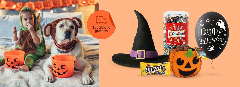 Scopri tutto - Dolcetto o scherzetto? Halloween è qui!