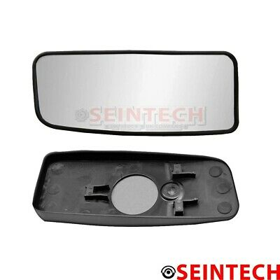 Vw Crafter Wing Mirror Glass Push On Driver Side Offside Lower 2006-2016