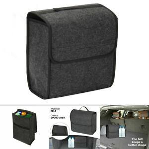 Car-Boot-Organiser-Carpet-Storage-Hook-Loop-Case-Travel-Tool-Trunk-Storage-Box