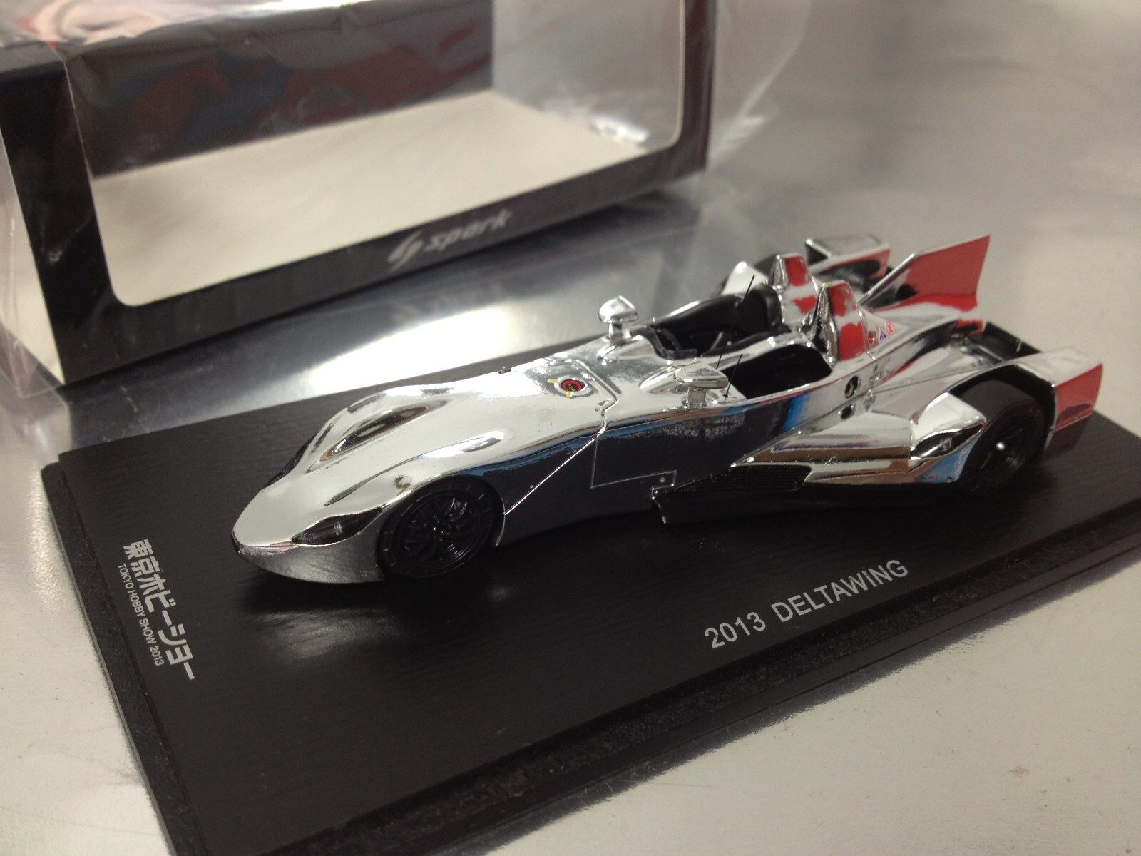 1 43 Spark  SP036 Voilure en chrome 2013 Tokyo Motor Show Edition