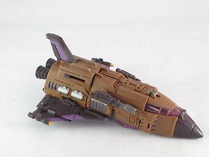 Transformers Warbotron Wb01a Air Burst (coup d'arrêt) Arnaque complète Bruticus