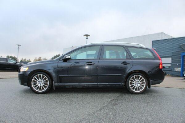 Volvo V50 1,6 D Momentum VIP - billede 3