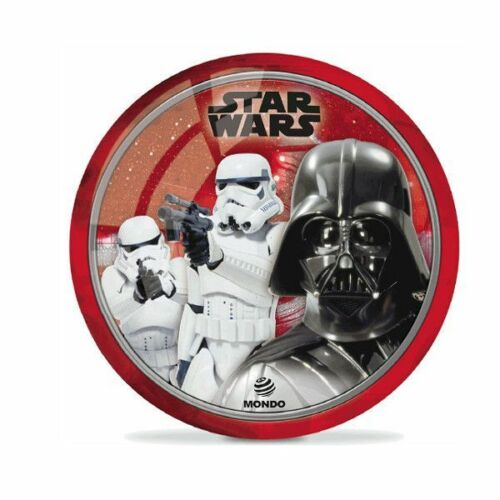 Star Wars Pvc Plástico Bola ~ childens Suave Inflable Play Ball 23cm