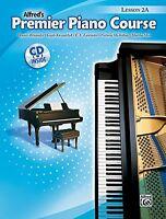 Premier Piano Course Lesson 2a (alfred`s Premier Piano Course) By E. L. Lancaste on sale